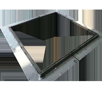 缝隙式盖板
