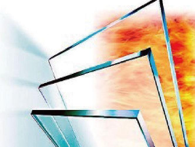 特種防火玻璃
