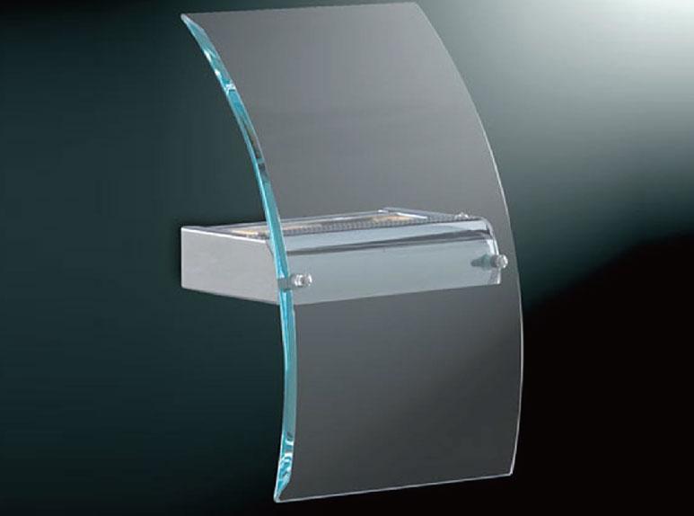 彎曲鋼化玻璃