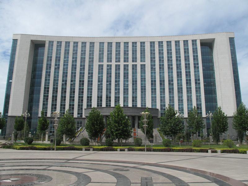 晉中政務大樓