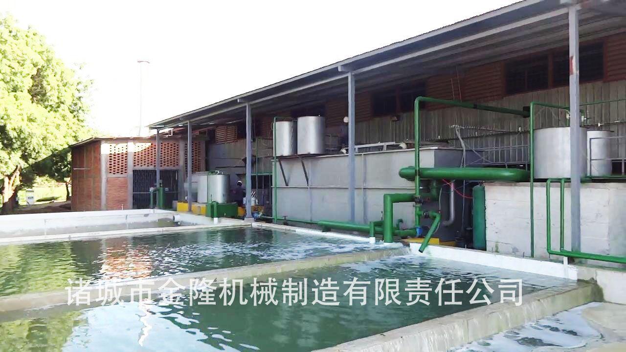 印染厂污水处理设备 生活污水处理设备