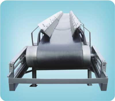 ZPS series leather belt conveyer