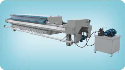B(X)AM board frame type sludge filter press