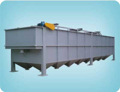 ZPL series advection type Air Floatation Precipitation machine