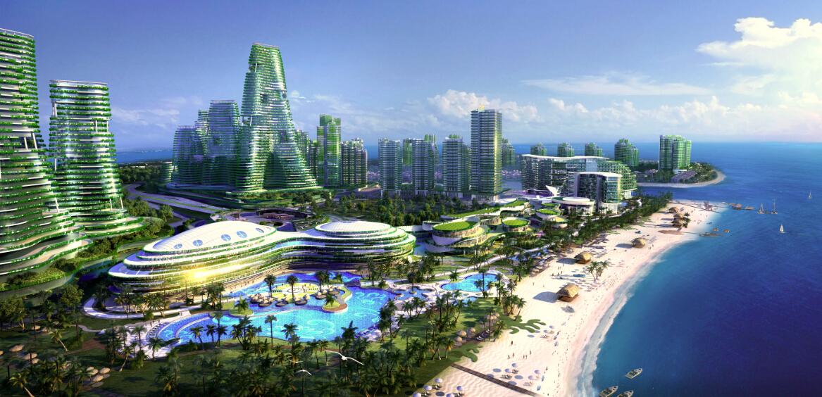 馬來西亞森林城市