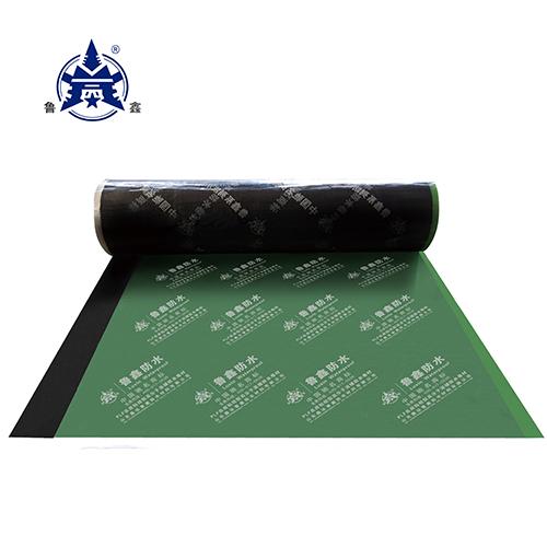 LX-PLF反应粘结型龙8湿铺防水卷材