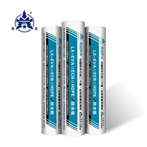 LX聚乙烯(HDPE)排水板