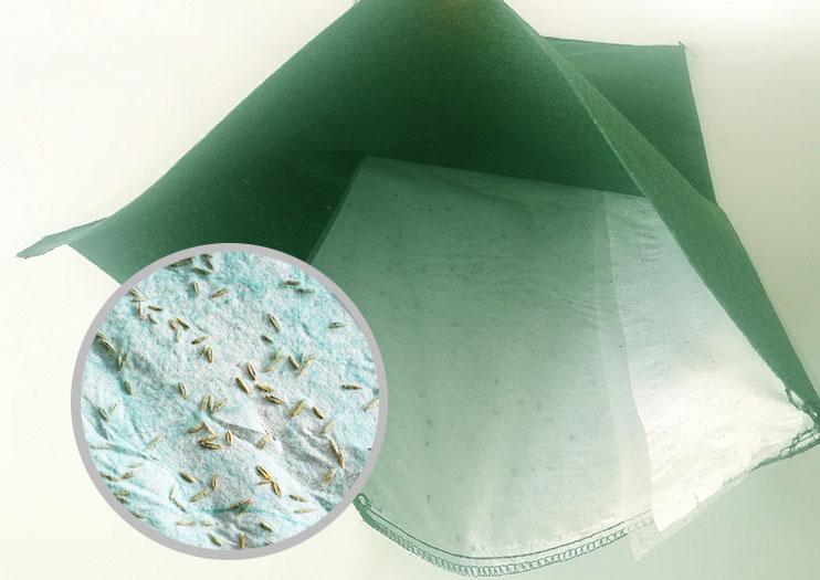 生態袋-有草籽